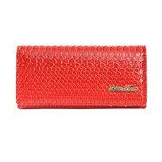 Women Crocodile Long Wallet Ladies Elegant Card Holder Coin Bags Clutches