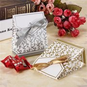 Wedding Favour Favor Sweet Cake Gift Candy Boxes Bags Anniversary Party