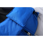 Winter Outdoor Casual Thicken Warm Detachable Hood Padded Jacket for Men