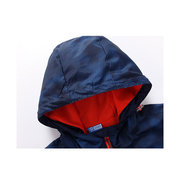 Outdoor Fashion Thin Hoodie Sport Breathable Jacket For Men