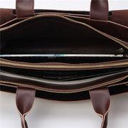 Men Business Vintage Handbags Casual Outdoor Travel Crossbody Bags
