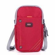 Waterproof Nylon Crossbody Shoulder Bag Outdoor Activity Casual Bag For Man