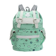 Women Girl Cute Canvas Backpack Casual Travel School Bags