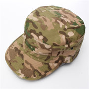 Desert Camo Cap Adjustable Military Hunting Fishing Hat Army Baseball Hat