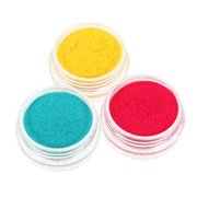 12 Colors Velvet Powder Dust Nail Art Decoration Set