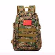 Многофункциональный рюкзак для путешествий водонепроницаемый Dacron Камуфляж Solid сумка для человека