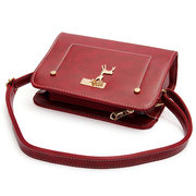 Women Stylish Messenger Fawn Pendant Shoulder Bags Crossbody Bags