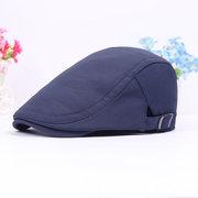 Men Women Duckbill Cotton Beret Cap Golf Driving Flat Cap Cabbie Hat