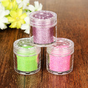 12 Colors Fashion Colorful Glitter Nail Art Powder Decoration