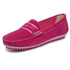 Women Comfortable Casual Shoes Flat Slip On Loafers
