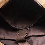 Men Canvas Business 12inch Laptop Messenger Bag Multi-pokcet Handbag Shoulder Bag Crossbody Bags