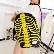 Halloween Нейлон Повседневный Творческий Магистральная шаблон Рюкзак сумки на ремне