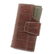 Men Vintage PU Leather Key Bags Card Holders Portable Bags