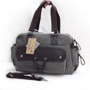 Мужчины Повседневная большой емкости для путешествий Открытый сумка Свободное ретро сумки на ремне
