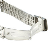 LONGBO Couple Watch Luxury Rhinestone Stainless Steel Watch
