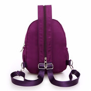 Waterproof Casual Small Backpack Travel Oxford Chest Bags