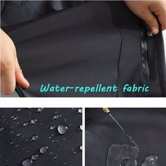 Mens Outdoor Soft Shell Fleece Lined Water-repellent Quick-Dry Breathable Durable Sport Pants