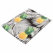 Round Feather Pineapple Beach Towel Shawl Yoga Mat Wall Hanging Decor