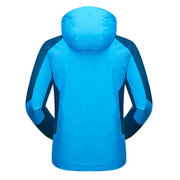 Outdoor Waterproof Breathable Sport Climbing Detachable Hat JacketFor Men