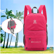 Multifunction Lightweight Foldable Backpack Chest Bag Outdoor Travel Colorful Bags For Women For Men