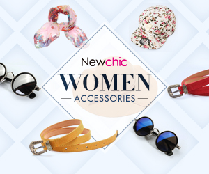 Newchic women accessories