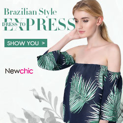 Brazilian Style Dress to express