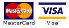 Accept MasterCard and Visa