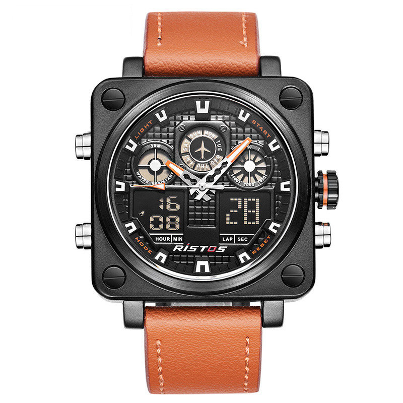detail brand men watch skeleton buy square watches s valentine product