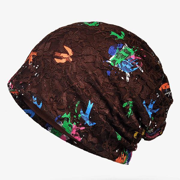 d nne spitze kappen farben lack jacquard turban m tze hut art und weisekappen druck m tze kappe. Black Bedroom Furniture Sets. Home Design Ideas