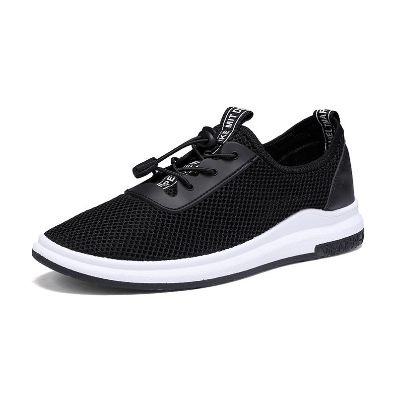 Women's Casual Sneakers Sports Lace Up Athletic Mesh Breathable Skateboard Shoes