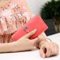 Femmes Spéciale PU Leather Card Holders Business Must-have Wallet Purse