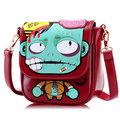 Женская сумка для мультфильмов Печать плеча Симпатичные сумки