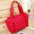 Women Casual Large Capacity Handbag Printing Shoulder Bags Mommy Bags