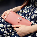 Women Special PU Leather Card Holders Business Must-have Wallet Purse