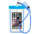 10 Colors PVC 6inch Waterproof Phone Bag Beach Drift Surfing Noctilucent Bags