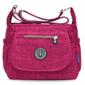 Nylon Waterproof Crossbody Bag