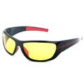 Mens New Night Vision Sunglasses Night Driving Polarized Eyeglasses Outdoor Sport Fishing Glasses