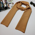 Solid Brushed Scarf For Men