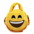 Kid Children Emoji Expression Cute Cotton Shoulder Bags Crossbody Bag