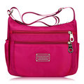 Women Nylon Waterproof Casual Multi-pocket Shoulder Bags  Crossbody Bags