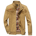 5XL Cotton Outdoor Travel Jacket