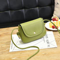 Pure Color 6inch Phone Bag Shoulder Bag Crossbody Bags For Women