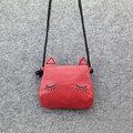 Kids Lovely Cute Fox Crossbody Bag Shoulder Bag Coins Bags