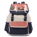 Literary Stylish Casual Cat Backpack