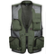 Outdoor Mesh Quick-Drying Multi-Pockets Fishing Photographic Loose Waistcoat For Men