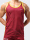 Mens Mesh Breathable Vest Quick Qry Sport Running Athletic Casual Home Tank Tops