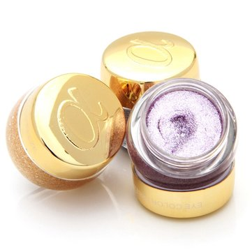 Glitter Creamy Eyeshadow Gel Shimmer Metallic Long-lasting Waterproof Brighten Pigment Eye Makeup