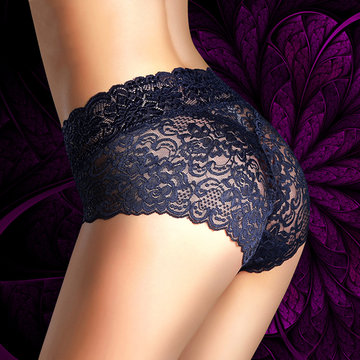 Lace panties tgp
