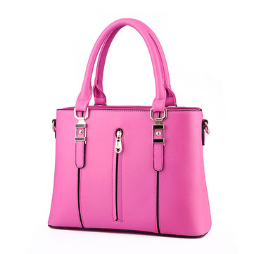 Women Elegant Large Capacity Tote Shoulder Bag