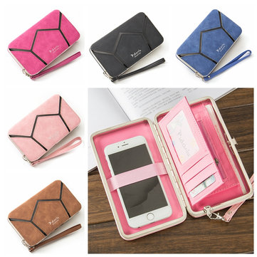 Women Girl Joint Multi-slot 5.5inch Phone Bag Wallet Tote For iPhone Samsung Xiaomi Sony Huawei